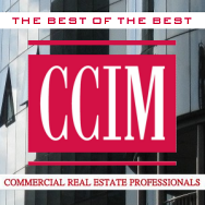 CCIM commercial real estate professionals