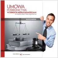 Umowa pośrednictwa w obrocie nieruchomościami w orzecznictwie sądowym